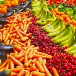 Fresh Fruit Vegetables Kids Dentist Wichita Ks