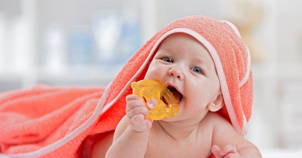 Baby Teething Pediatric Dentist Wichita Ks
